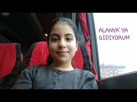 Alanya'ya Gidiyorum Vlog | Yelda Gedikoğlu