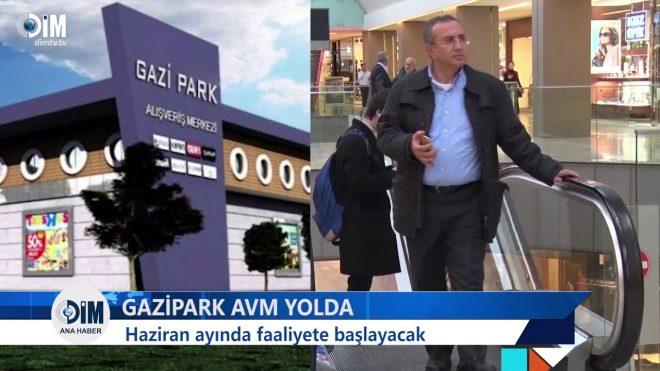 GAZİPAŞA'YA GAZİPARK AVM YAPILIYOR- ALANYA HABERLERİ