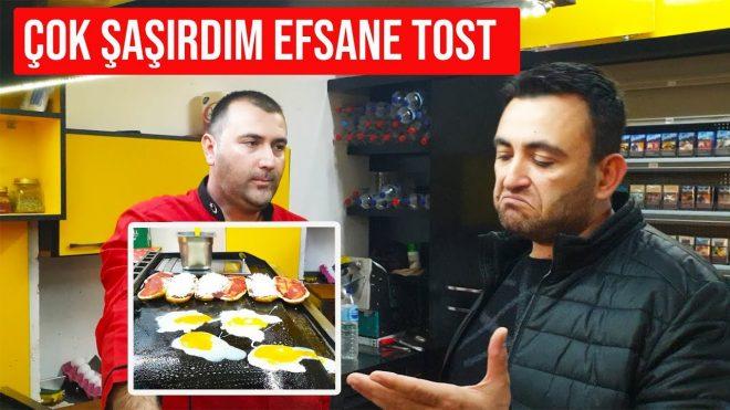 Antalya Usulü Ütü tost /  Doktorun Yeri Antalya