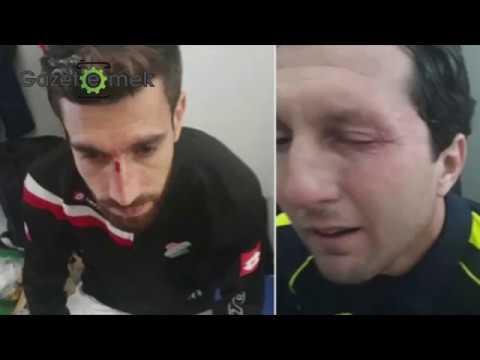 Antalya'da saldırya uğrayan Cizrespor hocası: Sivaslı bir Türküm ama bu olaydan sonra Kürdüm