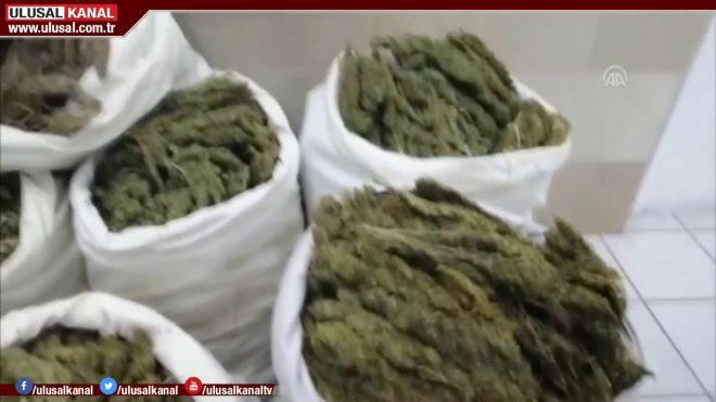 Van'da 45 kilo eroin bulundu