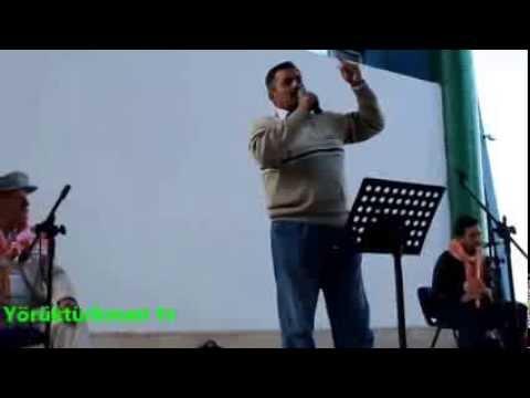 OZAN Orhan Karabacak FethiyeYörük yareninde 'Bundan sonra' şiiriyle halkı coşturdu.