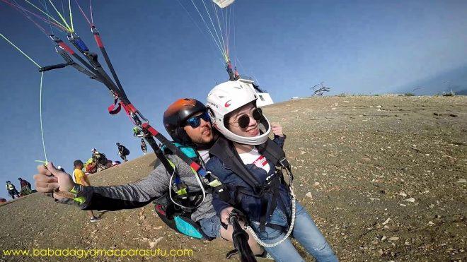 Steia Takeoff – Ölüdeniz Fethiye
