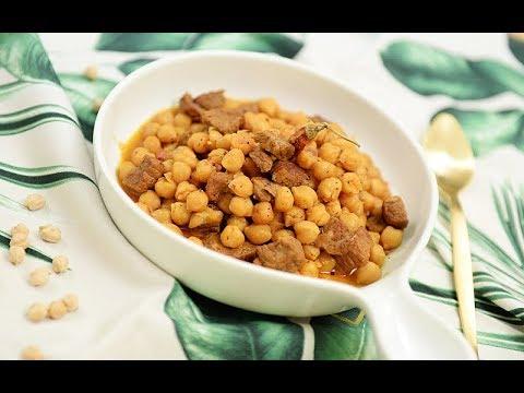 Nohut Yemeği Tarifi – Semen Öner – Yemek Tarifleri