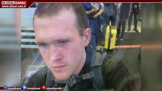 AA- Yeni Zelanda'daki katliamı yapan Brenton Tarrant'ın bir süre Türkiye'de bulunduğu ortaya çıktı