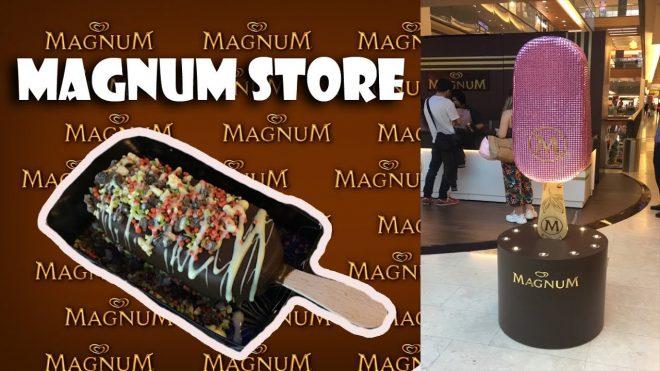 Magnum Store Antalya #doıtyourself