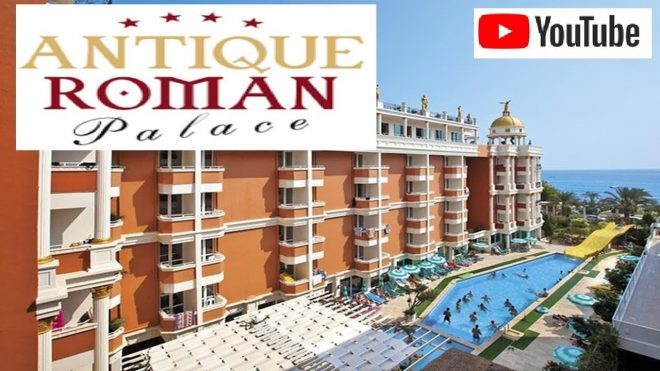 Antique Roman Palace Hotel Alanya Antalya