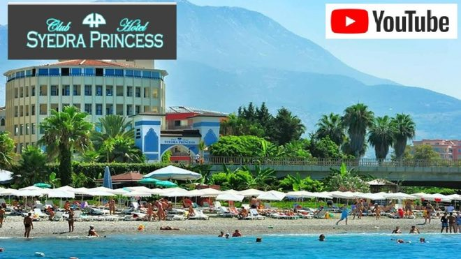 Club Hotel Syedra Princess Alanya Antalya