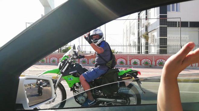 Motoru ha Antalya Manavgat 9 motosiklet Festivali gezi