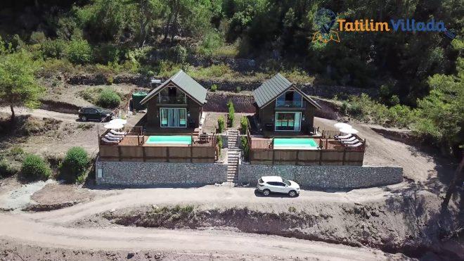 Ölüdeniz – Kelebekler Vadisi Villa Leyla & Mecnun – Tatilim Villada
