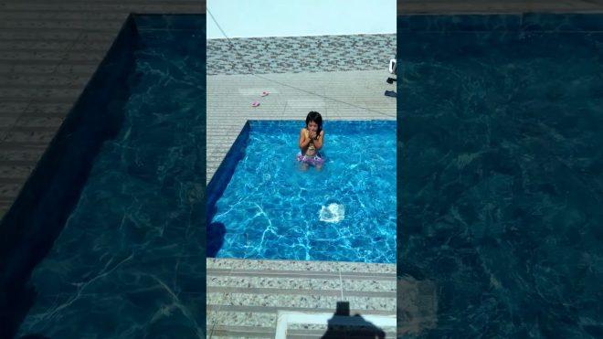 Antalyada havuz keyfi