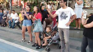 Küsme Aşka - Dön Desem Sözleri - Grup Orfe07 Antalya Kale Kapısı Sokak Müzisyenleri