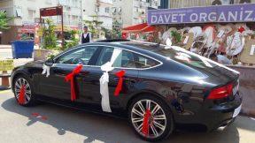 Antalya Gelin Arabası Süsleme 0242 3453210 Nişan Arabası Süsleme Sünnet Arabası Süsleme