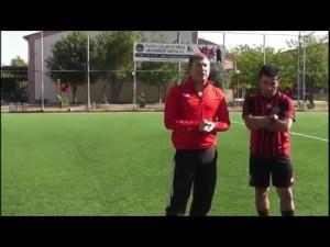 TANJU ÇOLAK FUTBOL AKADEMİSİ AÇILIŞI - ANTALYA