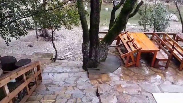Kemer Doğal Güzellikler - Natural Beauty in Kemer - Yarıkpınar Meydan Restaurant