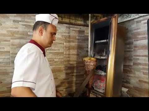 Dönerci Hakkı Baba Antalya Dönerciler Antalya'nın meşhur lezzetleri yemekleri mekanları