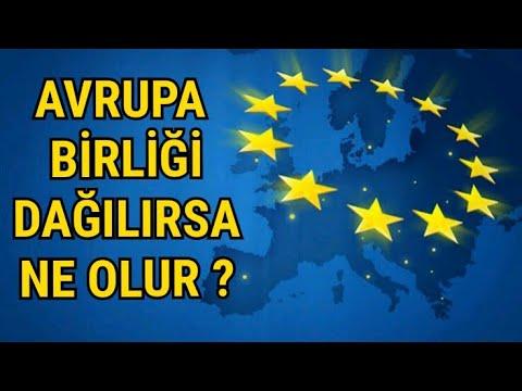 Avrupa Birliği Dağılırsa Ne Olur ?