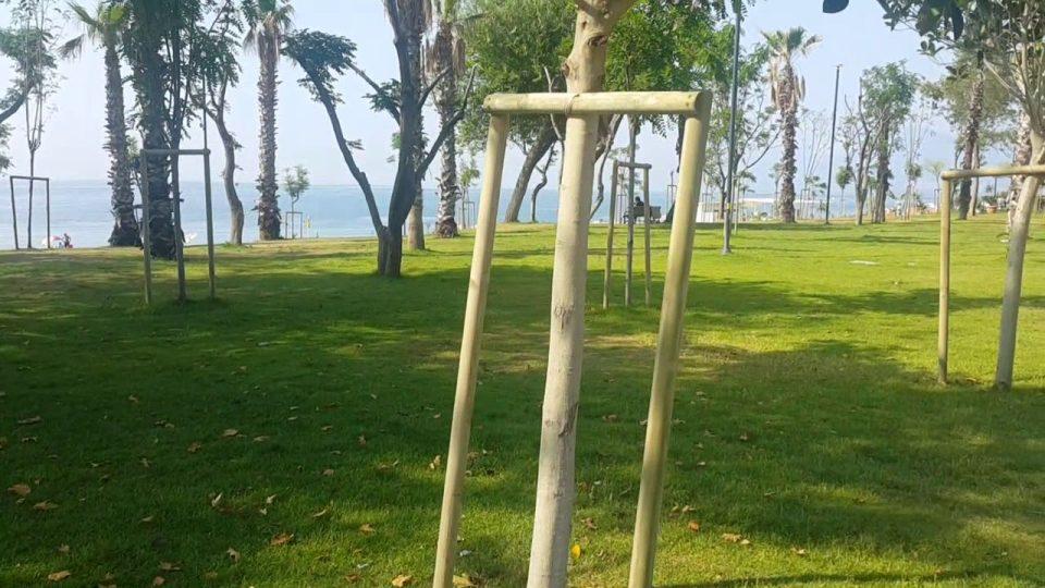 Beach Park'ta Yürüyüş Antalya Gezi Tatil – 7/9