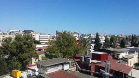 Eski Ticaret Odası Bölgesinden Antalya ve Saat Kulesi Manzarası - Antalya Gezi Tatil