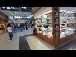 Antalya Airport - Antalya Havaalanı İç Hatlar Yolcu Terminali Antalya Havalimanı Gezi Tatil