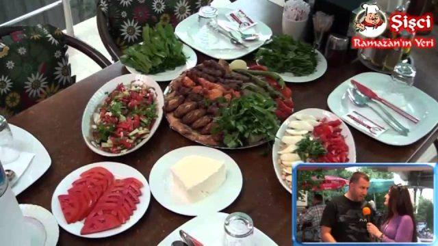 Şişçi Ramazanın Yeri - Antalya