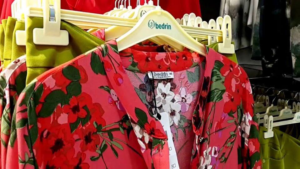Antalya Büyük Beden Mağazaları 0242 2410260 Bedrin Ridade genç büyük beden mont ceket kot pantolon