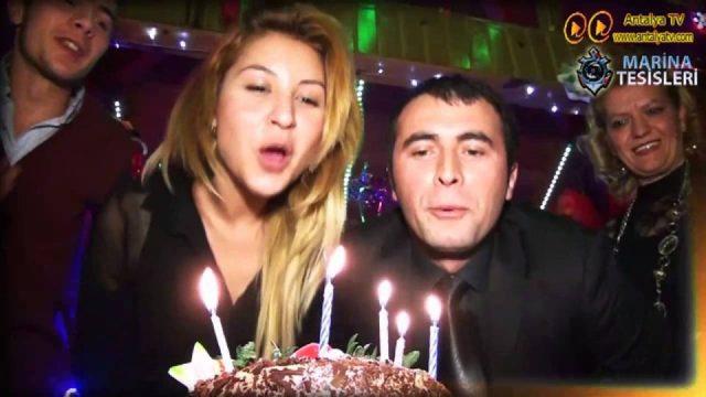 Marina Restaurant Yılbaşı Eğlencesi - Yılmaz Başkan Doğumgünü Antalya Balıkevi
