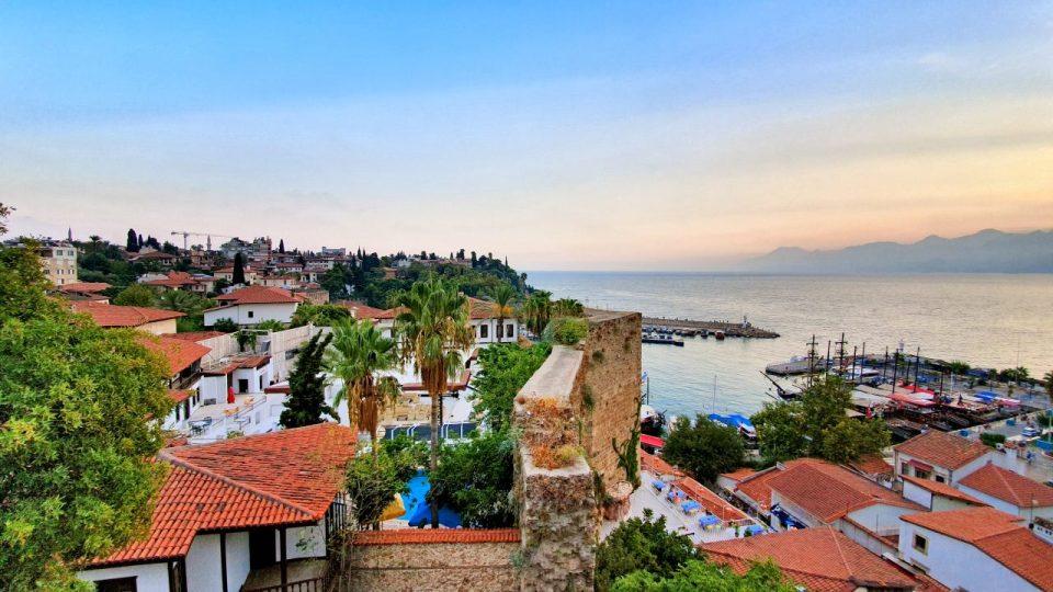 Antalya Ataturk Meydani Deniz Manzarasi (5)