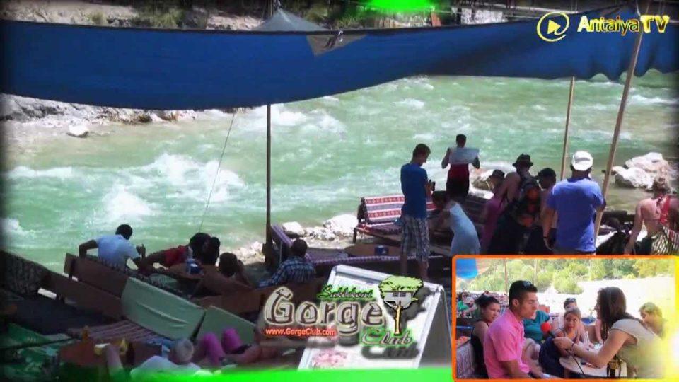 Gorge Club Saklıkent – Fethiye Saklıkent Kahvaltı Restaurant Gezilecek Yerler