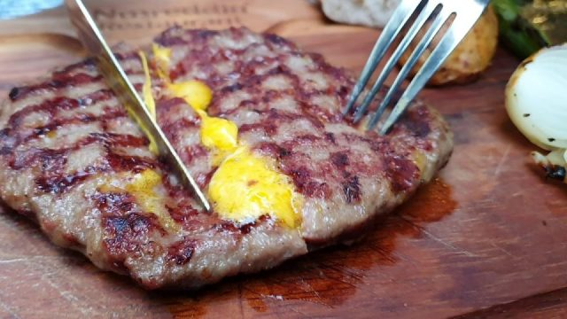 Cheddar Peynirli Köfte - Nasreddin Et ve Tandır Restaurant