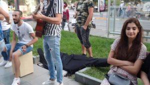 Galiba - Sevdiğine böyle mi yapar seven sözleri - Grup Orfe07 Antalya Sokak Müzisyenleri