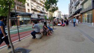 Antalya Şarampol Caddesi Kapalı Yol Markantalya İstikameti - Gezi Tatil - 5/7