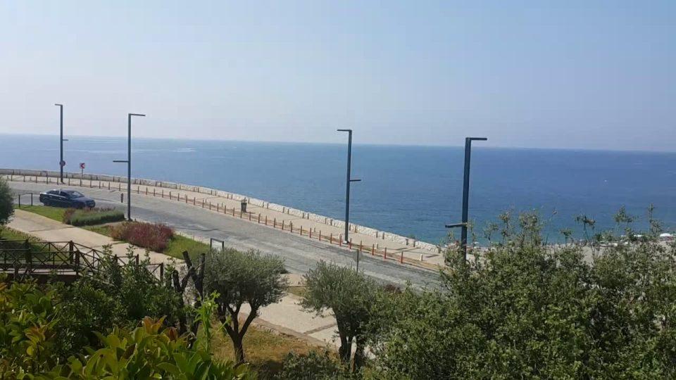 Varyanttan Beach Park'a Yürüyüş – Antalya Gezi Tatil – 7/16