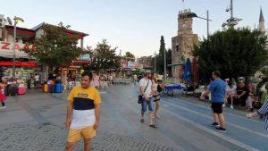 Kalekapısı Antalya Saat Kulesi Gezilecek Yerler Turistik Mekanlar