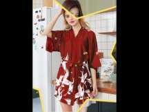 Bayan Bornoz Modelleri 2019 Kadın Moda Bayan Giyim Kıyafet Kombin