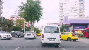 Laura AVM Kavşağı Sinanoğlu Cad Portakal Çiçeği Perge Kavşağı Antalya Şehiriçi Şehir Merkezi Tatil