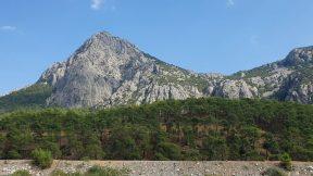 Antalya Doğal Güzellikleri Orman Manzarası - Hacısekililer Köyü
