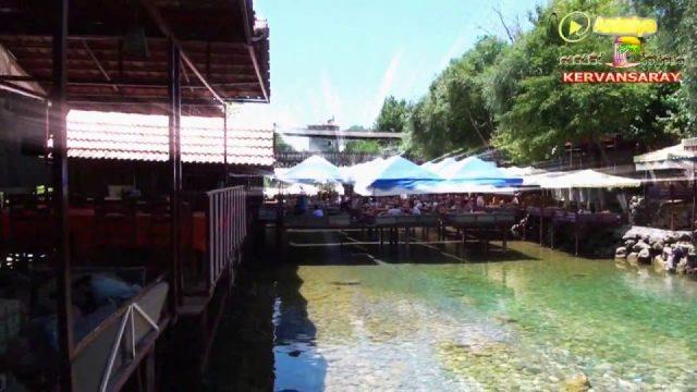 Kervansaray Piknik Dimcayi Alanya Kahvaltı Restaurant Gezilecek Yerleri