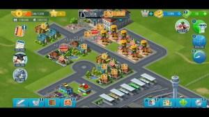Sanal Ticaret Oyunları Havaalanı Yönetimi Oyunu Mobil Strateji Oyunları Airport City