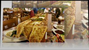 Antalya Izgara Lokantası  Sipariş 02422324141 cağ kebabı etli ekmek kadayıf dolması köfte piyaz
