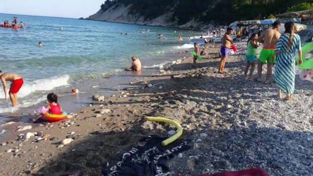 Deniz Plaj Orman - Antalya Kargıcak Mesire Alanı Gezi Tatil Tur