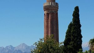 Antalya Yivli Minare - Kale Kapısı - Saat Kulesi Gezi Tatil