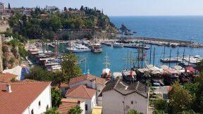 Antalya İskelesi Yat Limanı Kaleiçi Deniz Manzarası Gezilecek Yerler