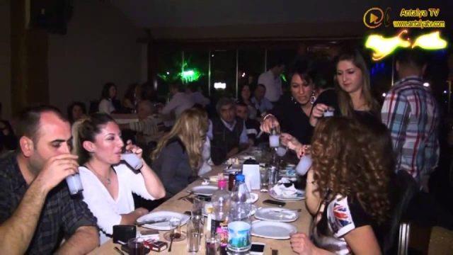 Keyf-i Alem Antalya Taverna Eğlence Merkezleri - Antalya Meyhaneleri Canlı Müzik