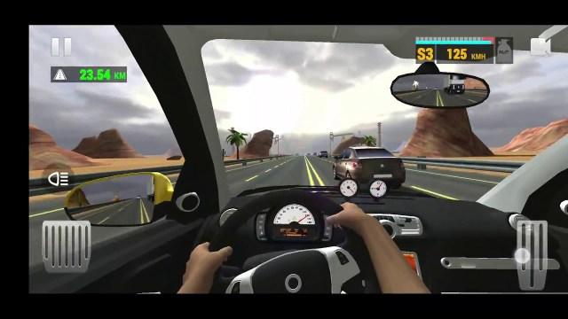 Mobil Araba Yarışı Oyunları Racing Limits IOS Android Araba Oyunları