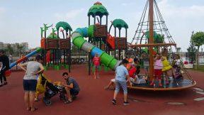 Antalya Boğaçayı Çocuk Parkı - Antalya Gezi Tatil Tur