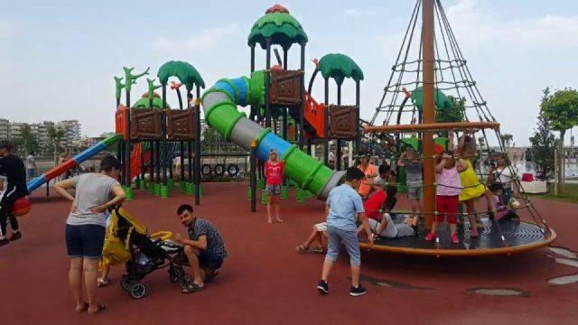 Antalya Boğaçayı Çocuk Parkı – Antalya Gezi Tatil Tur