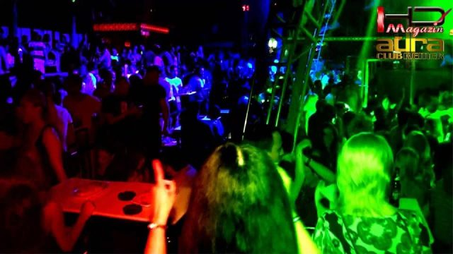 Aura Club Kemer 2013 Antalya Turkey Night Club - Kemer Nightclub Disco Party Girl