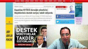 Fetö'nün siyasi ayağı Antalya'da mı ? Kamu görevlilerine ağır suçlamalar ve Hamleder Soruşturması