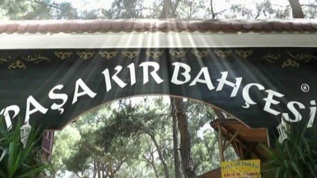 Paşa Kır Bahçesi - Çakırlar Antalya Kahvaltı Mekanları Yerleri Fiyatları Köy Kahvaltısı